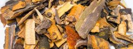 Frangula purshiana - Cáscara sagrada